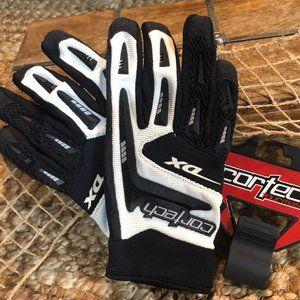 NWT Tourmaster Cortech Racing Glove Size XXS